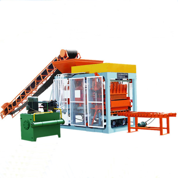 QT5-15 Concrete Block Machine